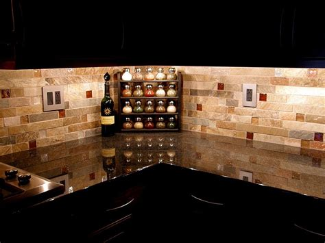 tile backsplash ideas kitchen simple tips for painting kitchen cabinets black my