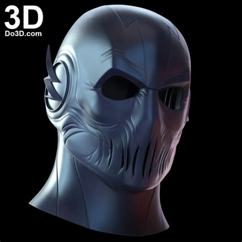 Home Design 3d Free Reviews by 3d Printable Model Zoom Mask From The Flash Print File