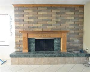 kamin mit kacheln how to re tile a fireplace surround home improvement