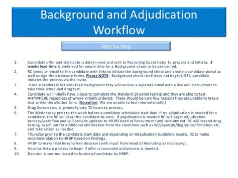 workflow background process background process and adjudication workflow