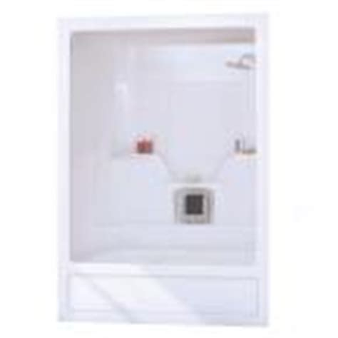 Bathtub Shower Combo Home Depot by Tub Shower Combo Unit Showers The Home Depot