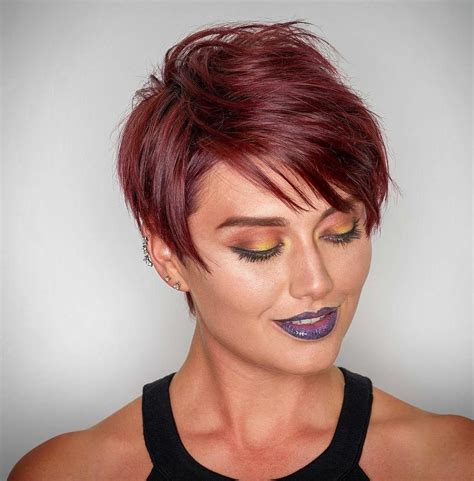 edgy hair color edgy hair color ideas hairstyles ideas will make