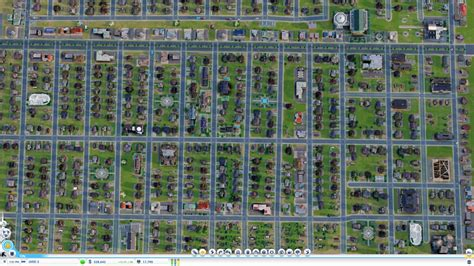 grid layout city simcity vs the suburban sprawl tested