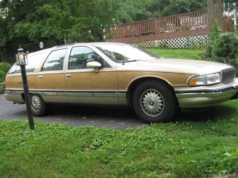 automobile air conditioning service 1993 buick roadmaster transmission control sell used 1993 roadmaster estate wagon in louisville kentucky united states