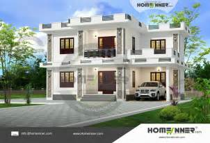 Superior House Plan 3d Model #1: 5-Bedroom-Double-Storey-Contemporary-House-Plan.jpg