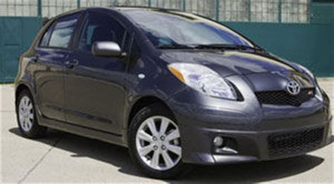 2009 toyota yaris | specifications car specs | auto123