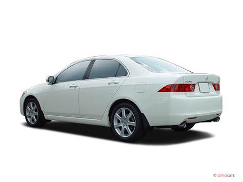 image 2005 acura tsx 4 door sedan at angular rear