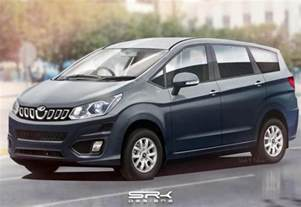 new upcoming cars of mahindra mahindra u321 mpv price launch date specs images