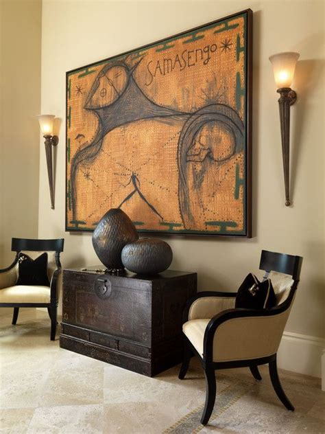 Home Interior Pictures Wall Decor by 33 Striking Africa Inspired Home Decor Ideas Digsdigs