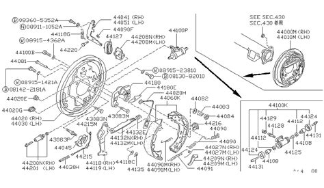 1994 nissan emergency key diagram nissan auto