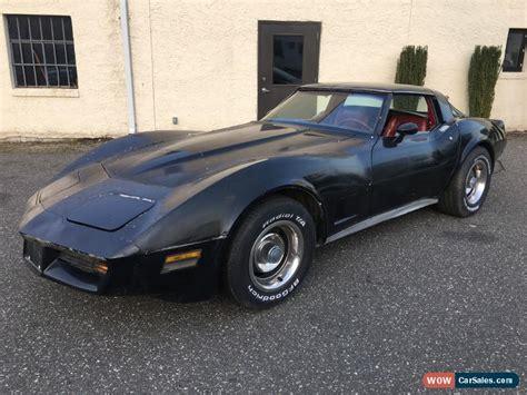 1981 chevrolet corvette for sale in united states