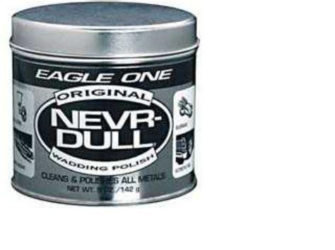 chrome cleaner corvette nevr dull chrome cleaner davies corvette parts