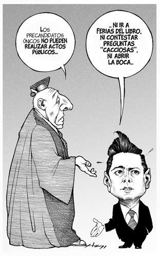 Puebla Peje: Se despeña Peña : Javier Jiménez Espriú