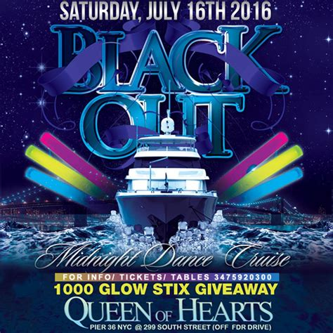boat party nyc july nyc boat party midnight glow in the dark cruise queen of