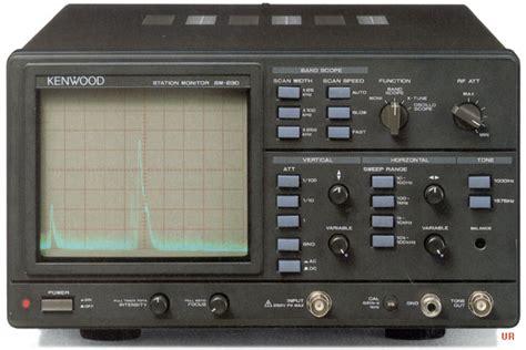 kenwood sm  station monitor sm
