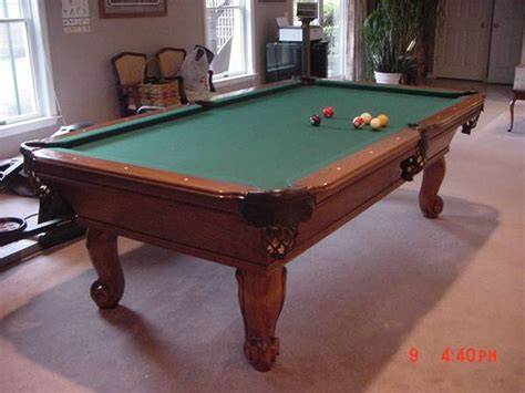 connelly pool table prices used used pool tables for sale st louis missouri st