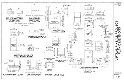 Building Kitchen Cabinets Plans - how to build a arcade cabinet step by mf cabinets