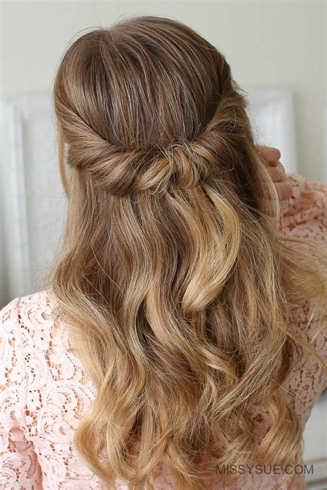 stunning curly holiday hairstyles southern living 5 minute holiday hairstyles southern living