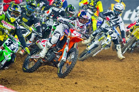 Motorrad Houston by Monster Energy Supercross Weltmeisterschaft 2015 In