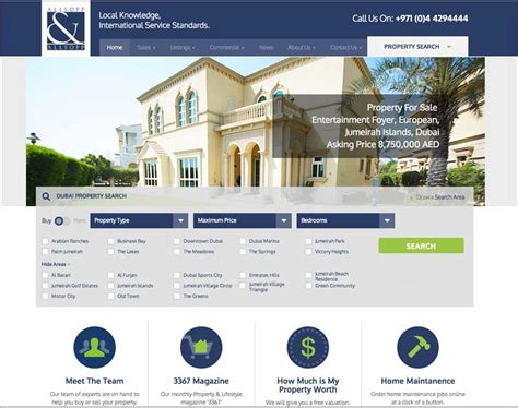 Websites For Interior Designers Starberry Win Top Awards 5 Star Best Real Estate Agency