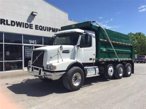 buy used volvo truck 2007 volvo dump trucks for sale used trucks on buysellsearch