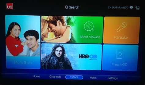 Stb Hybrid indihome stb hybrid iptv and ott in one box