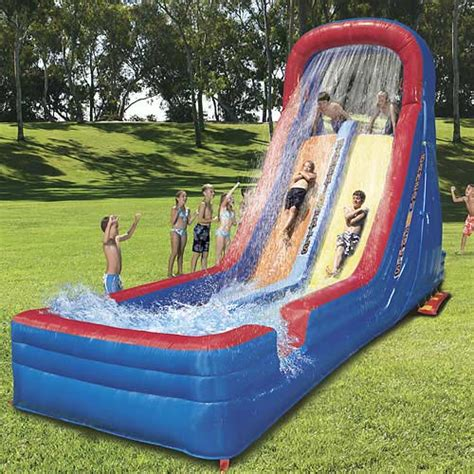monkey daemon slip n slide the next generation