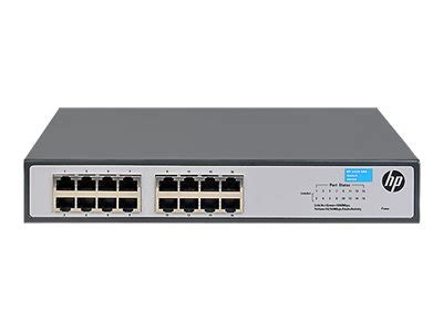 Diskon Hp Jh018a Hpe Officeconnect 1420 24g 2sfp Unmanaged Switch hp jh016a e officeconnect 1420 16g switch 16 port
