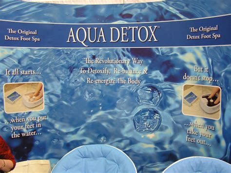 Aqua Detox by Welcome To S Therapeutic Touch
