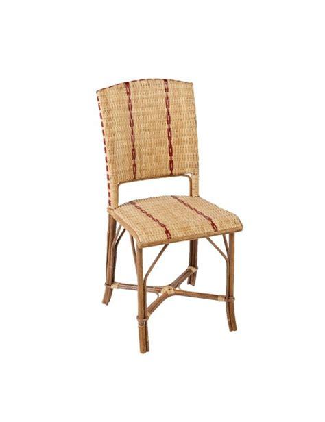 chaise en s chaise en rotin bagatelle chaise rotin kok maison