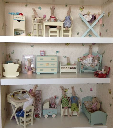 bunny doll house maileg the sweetest collection gifts pinterest furniture too