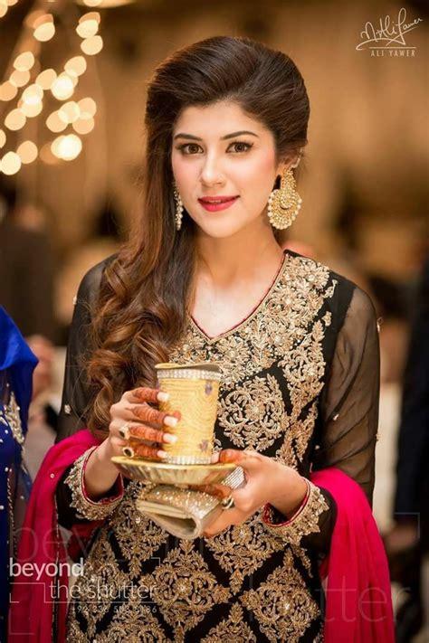 hair  nikkah pakistani wedding dresses guest dresses