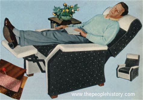 S Recliner Chairs Furniture For Your Home In The 1950 S Prices And Exles