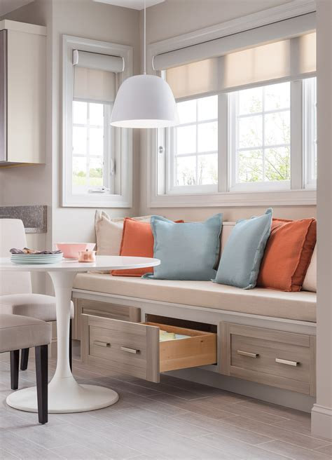 dining room bench seating with storage double up with storage and seating kitchens and dining