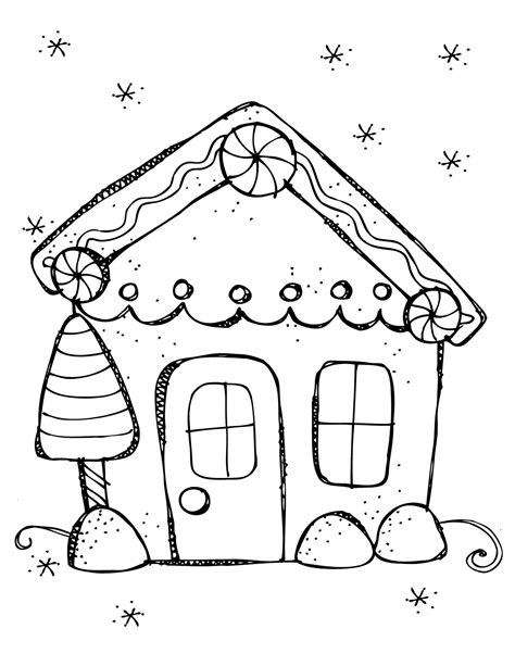blank house coloring page blank gingerbread house coloring page search results