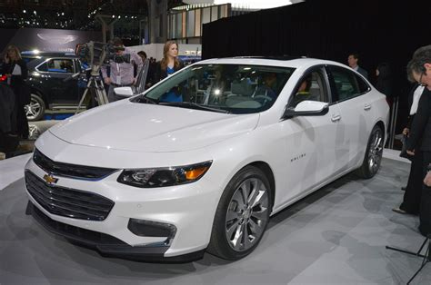 Chevrolet Malibu Reviews 2016 Chevrolet Malibu Price And Release Date 2017 2018