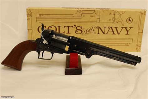 Colt 1851 Navy 36 Cal Early Second Generation | colt 1851 navy 36 cal early second generation