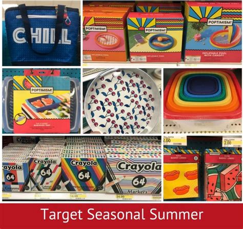 all thing target target summer seasonal all things target