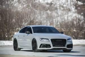 Audi Rs7 Grey Sell Used Audi Rs7 Nardo Gray Carbon Black Optic Adv1 Apr