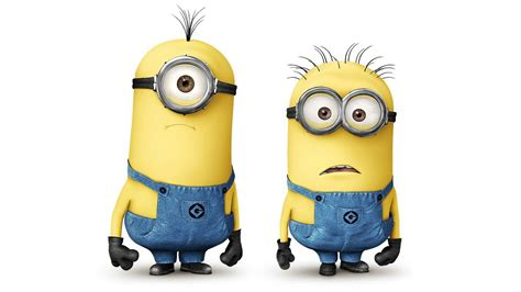 tim  phil despicable  minions photoshoot full hd