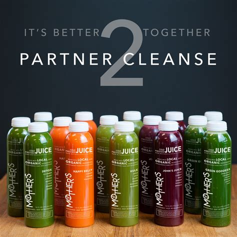 Cold Detox by Partner Cleanse Juice Cold Pressed Juice Bend Oregon