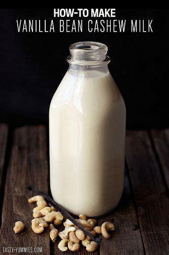 Harga Dairy Milk Cashew Nut by How To Make Vanilla Cashew Milk Tasty Yummies Tasty