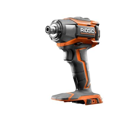 ridgid gen5x 18 volt lithium ion 1 4 in cordless 3 speed