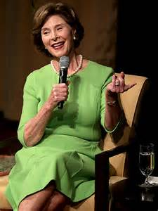 laura bush michelle obama reuniting with laura bush issues a