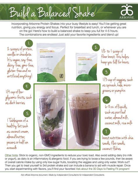 Arbonne Detox Food Elimanate by The 25 Best Arbonne Shake Recipes Ideas On