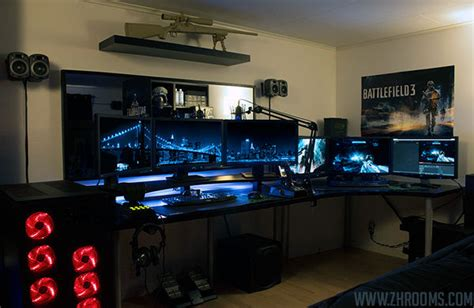 my epic gaming setup room 47 epic room decoration ideas for 2017