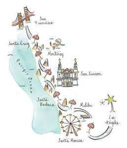 road trip honeymoons california coast honeymoons