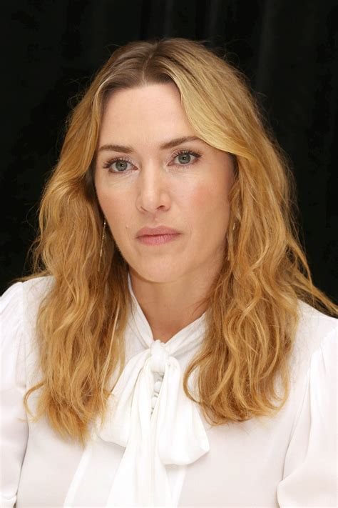 Kate Winslets by Kate Winslet Wheel Press Conference In Ny 10 14