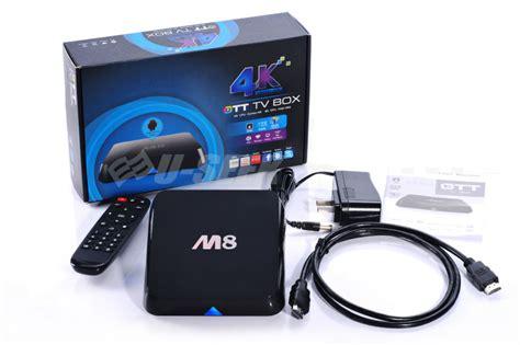Android Tv Box M8 m8 amlogic s802 4k ultra hd android xbmc tv box