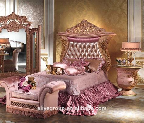 Luxury Pink luxury pink color with gold children bedroom
